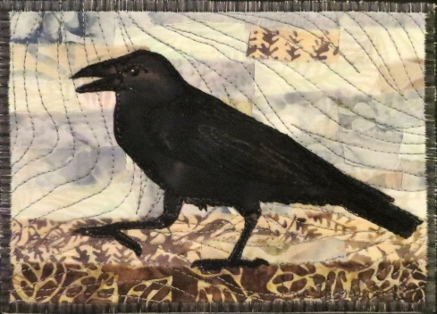 """cure for the common crow 5x7"""""""