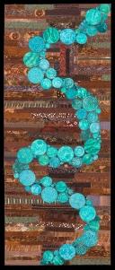 turquoise manifold circle river
