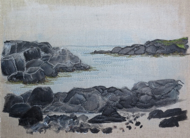 Monhegan Seal Rocks