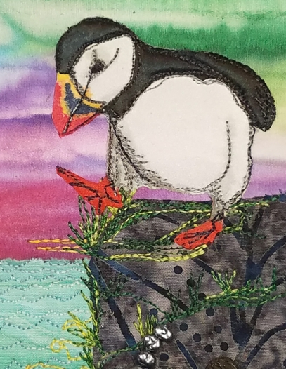 puffin - Tarot of the North Atlantic