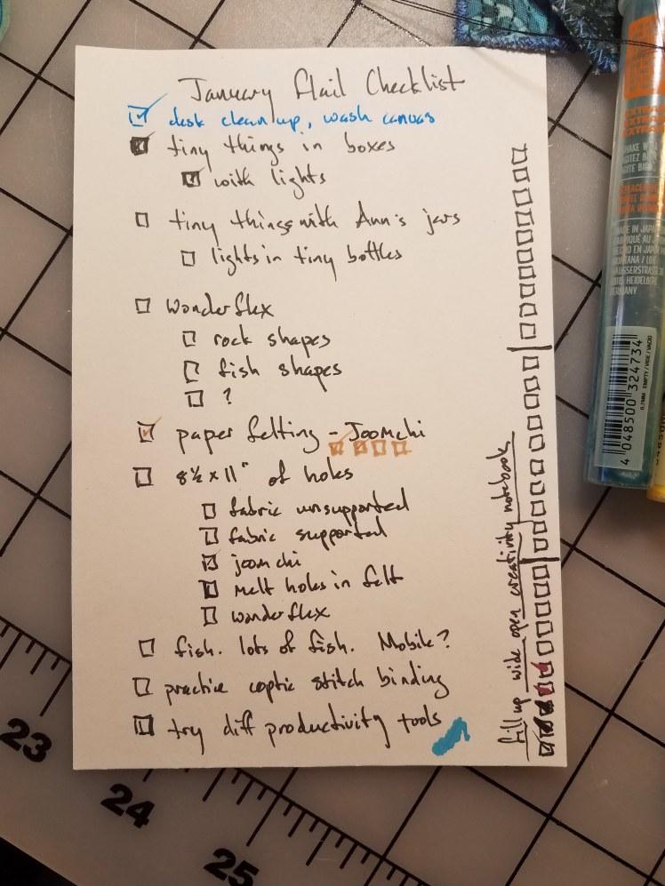 flail list