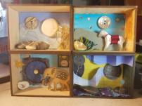 four dream boxes